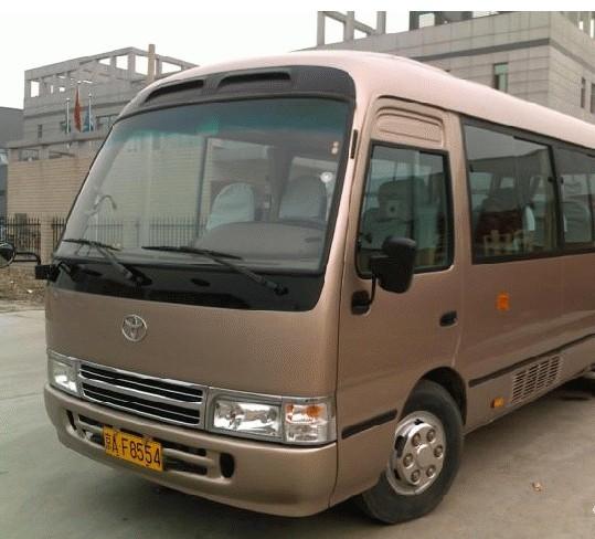 北京小巴租车有更多车型
