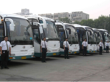 北京大中巴租车公司-车辆运行管理制度