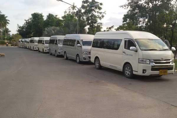 北京小巴车租赁价格