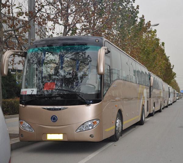 北京展会租车服务