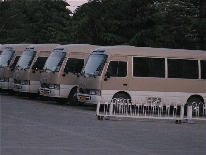 北京小巴车租赁