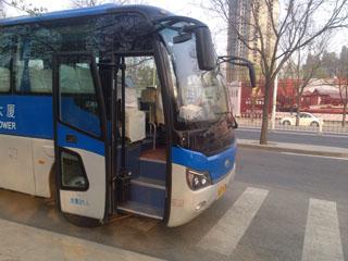 北京中巴租车