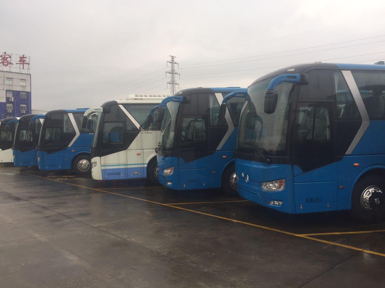 北京中巴租车公司