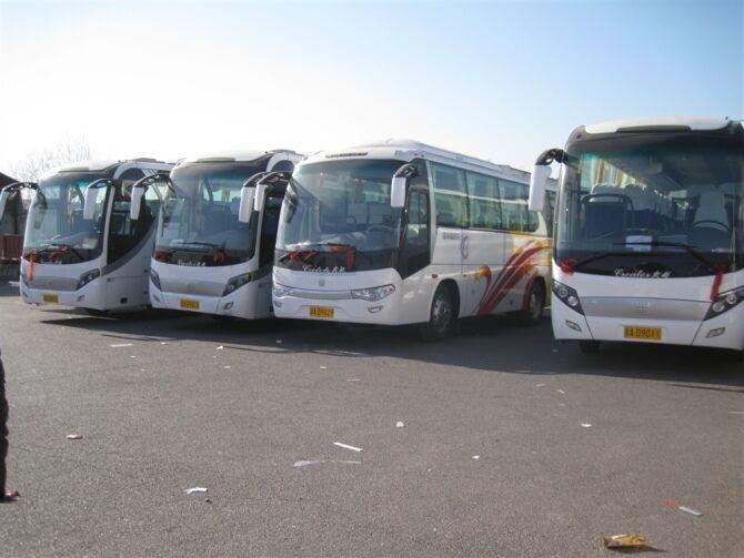 北京大巴租车公司