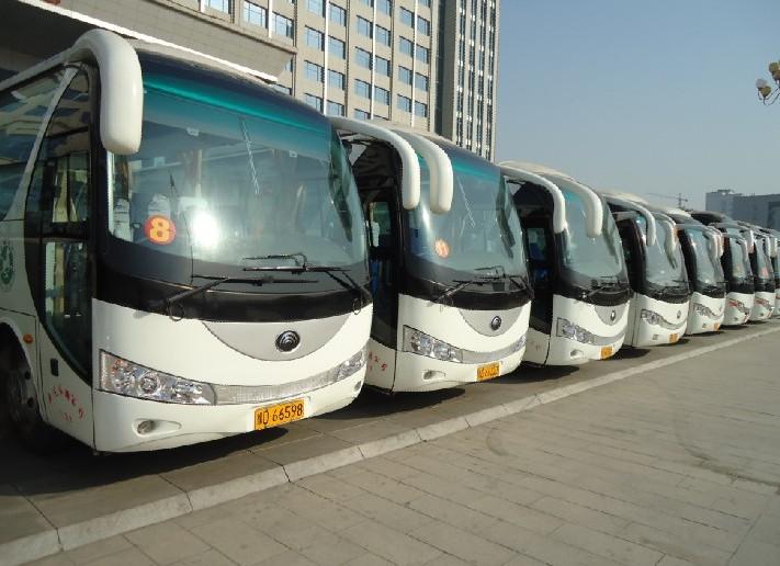 北京大巴租车价格