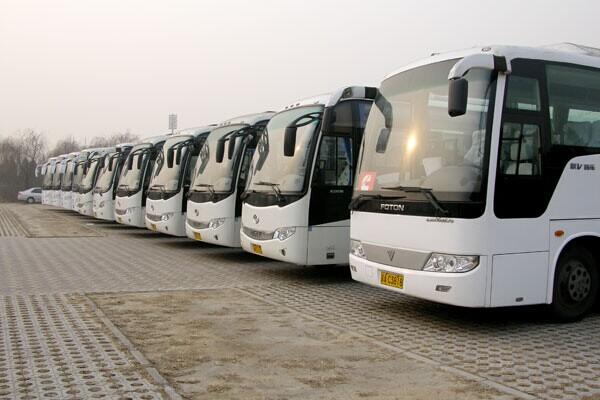 北京旅游租车价格