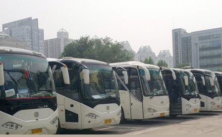 北京展会租车信息