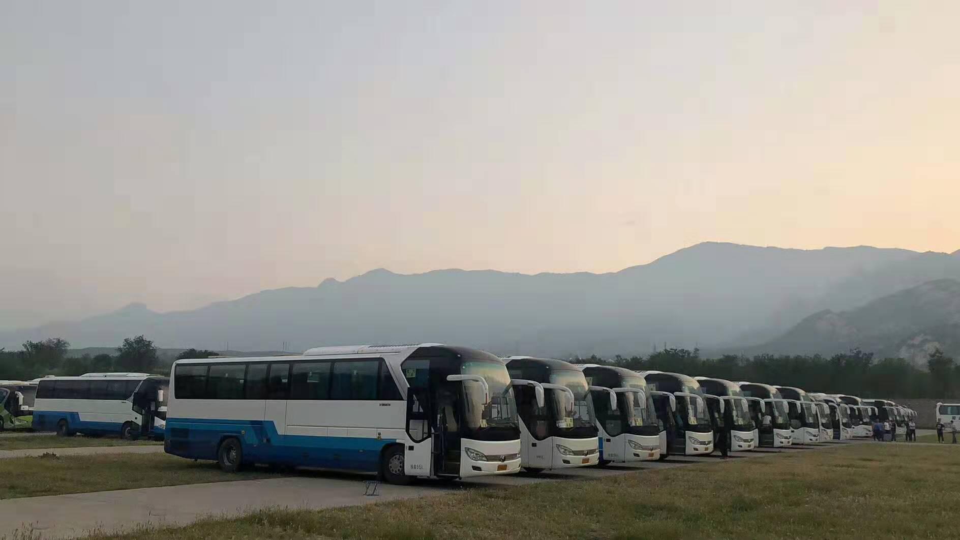 北京大巴车租车价格北京租车一天多少钱