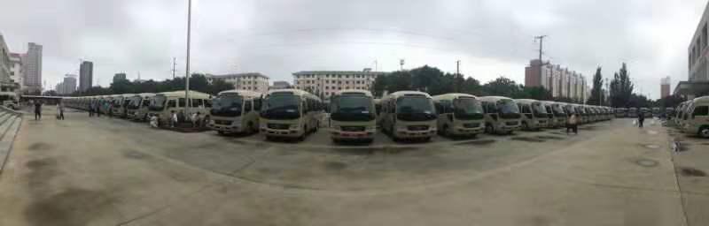 北京中巴车租车公司租赁合同
