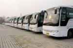 北京展会租中型客车服务 北京产品展示租中巴车