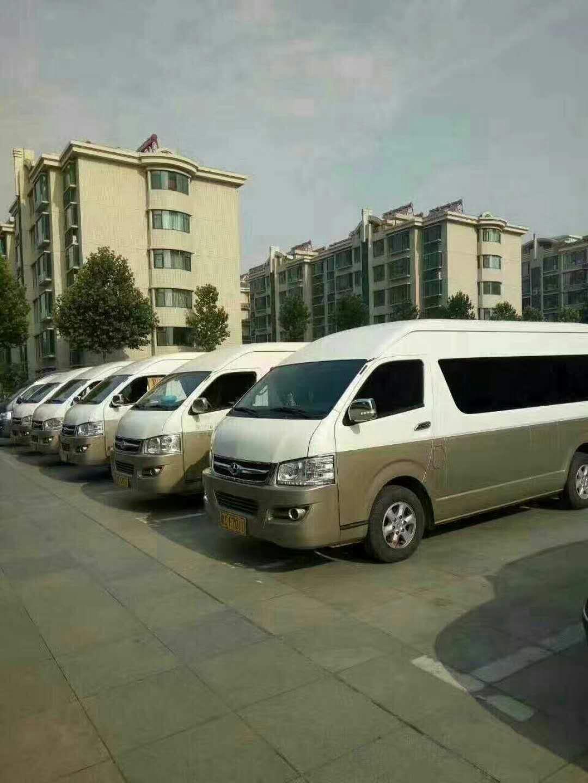 北京小巴租车临时租车协议书