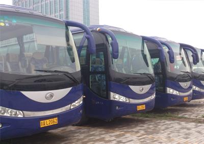 北京培训租车接送车站