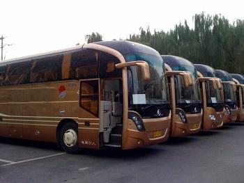 北京大巴租车长租短租租金合理到你想不到
