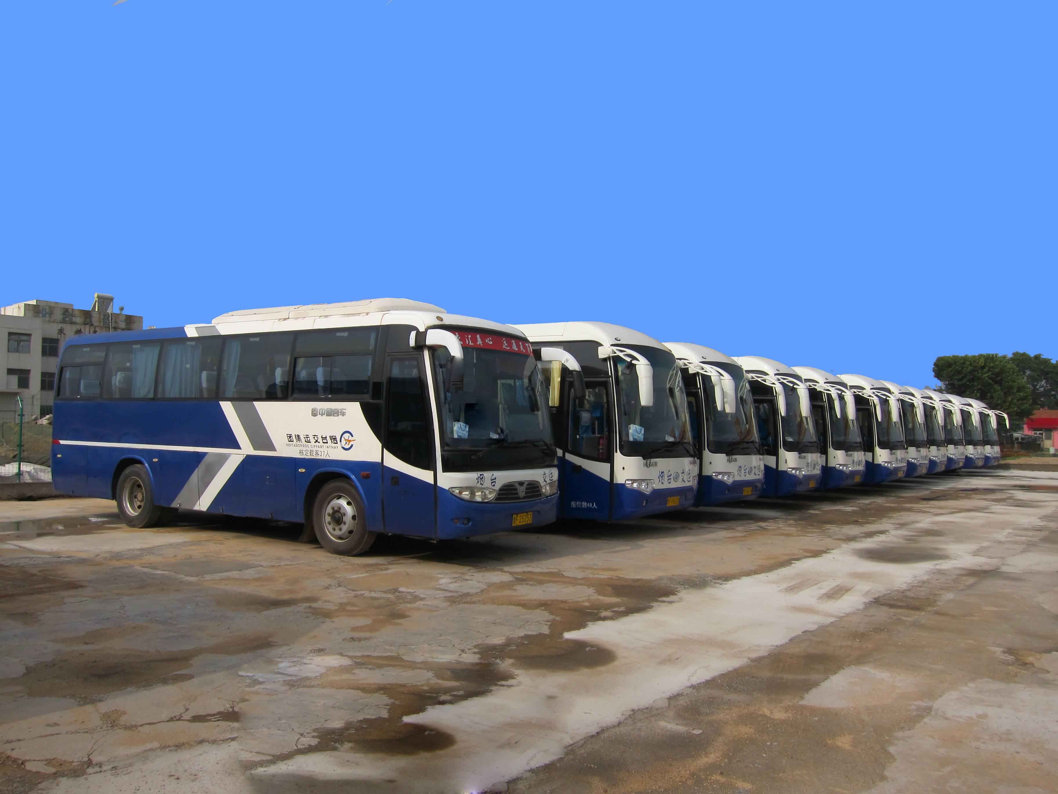 北京中巴租车全新车型租赁价格